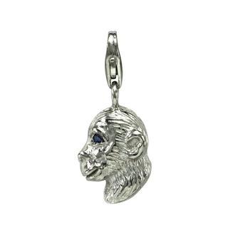 Chinese Monkey Zodiac Charm