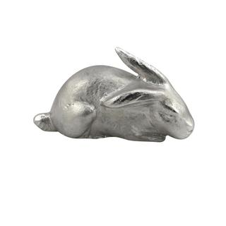 Sterling Silver Sitting Rabbit Ornament